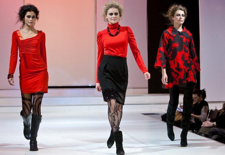Trendfarbe Rot: Der Herbst 2014 setzt Signale!