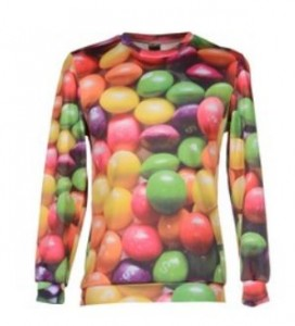 smarties pullover