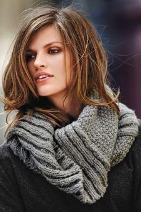 Schals – Ersetzen die Jacke!