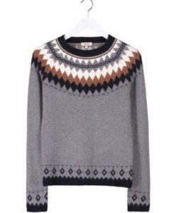 Pullover Itaka Muster