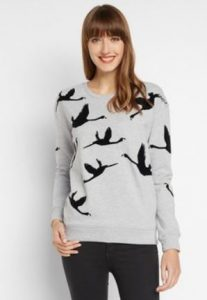 Print Pullover