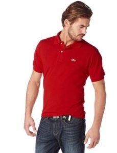 Poloshirt Rot