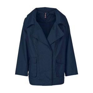 XL Jacke blau