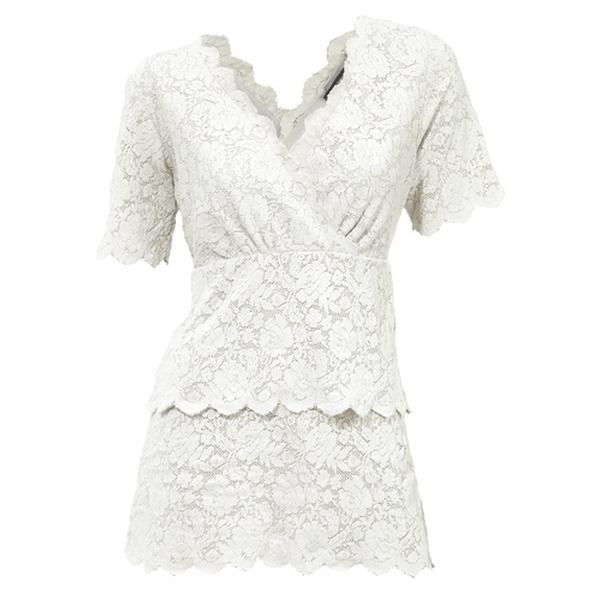 The White Code – Trendfarbe Weiß 2015