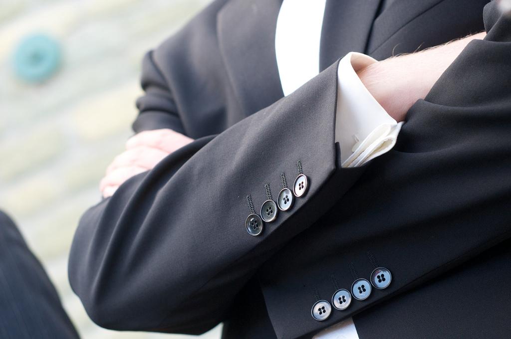 Der richtige Anzug für jeden Typ Foto: Flickr / Maik Meid