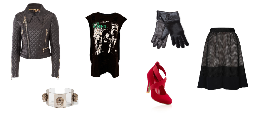 bad girl outfit