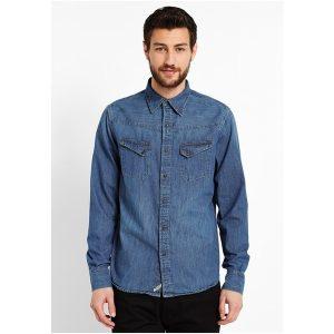 jeanshemd herren