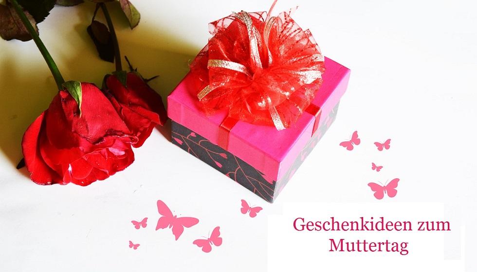 Geschenkideen zum Muttertag Foto: Pixabay