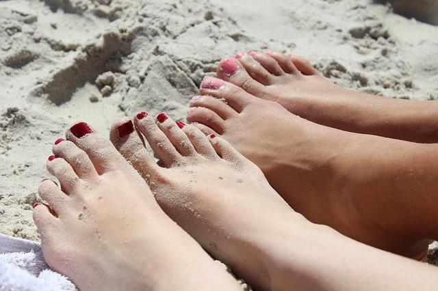 Zeigt her eure Füße – Tipps für die Sommerpediküre Foto: Pixabay