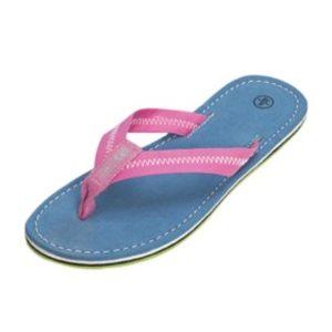 flip flop blau