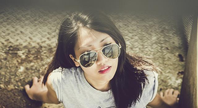 Trendobjekt: Sonnenbrille