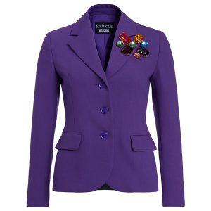 lila blazer