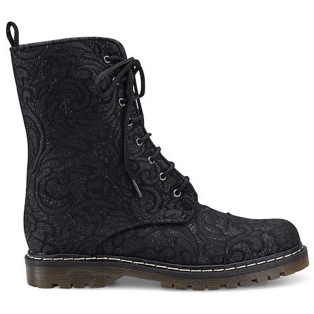 Brokat-Schuhe