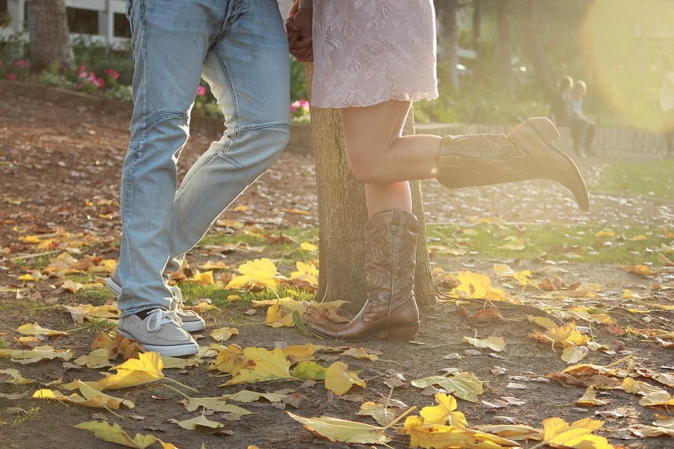 Stiefeltrends - These boots were made for walking! Foto: Pixabay