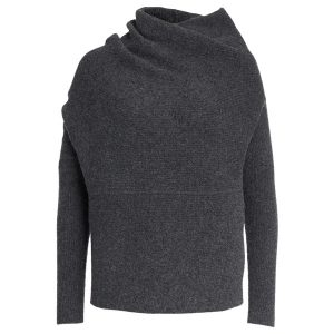 grau pullover style