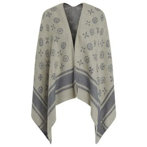 muster poncho