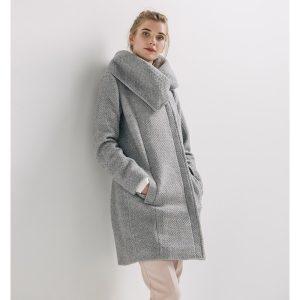 Mantel-grau-promod