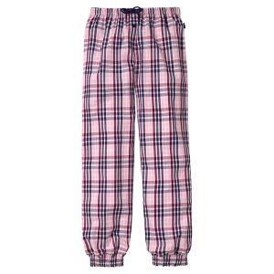 Pyjamahose-Schlafanzug-Karomuster