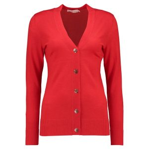Strickjacke-Rot-ToryBurch