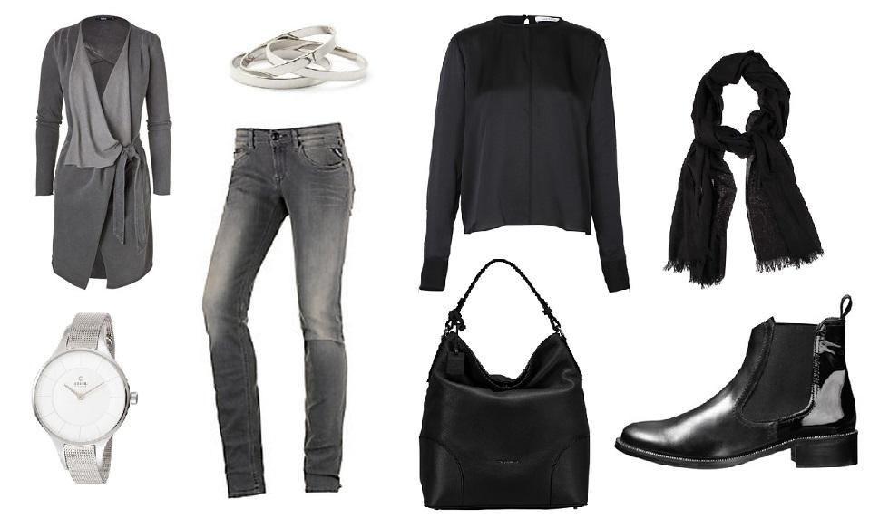 Styleguide minimalistische mode for Minimalismus kleidung