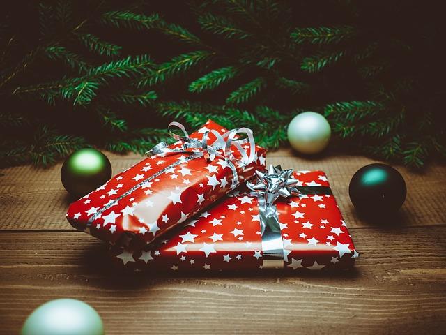 Modische Geschenkideen für Weihnachten  Foto: Pixabay