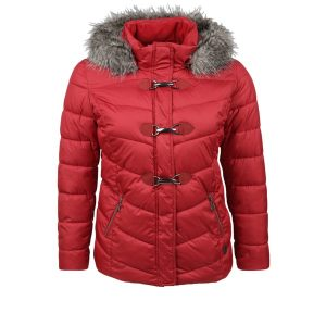 Anorak Rot Soliver