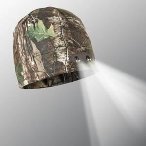 Beanie LED Tarnfarbe