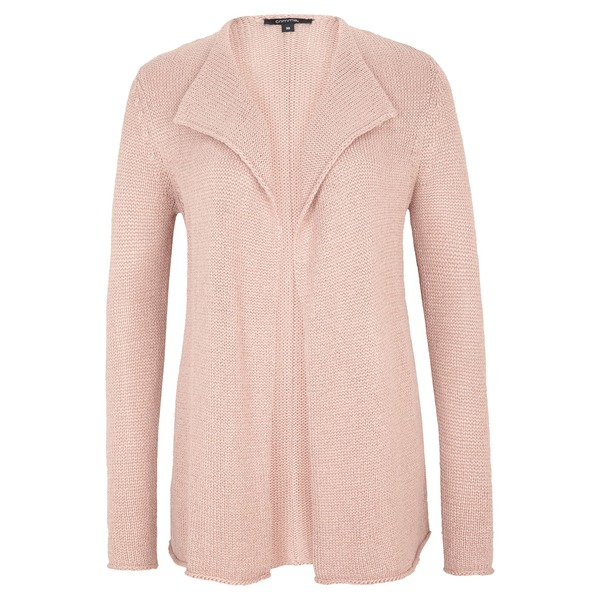 Comma Damen Strickjacke rose