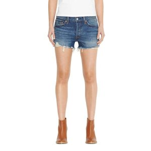 Shorts Levis Used Look