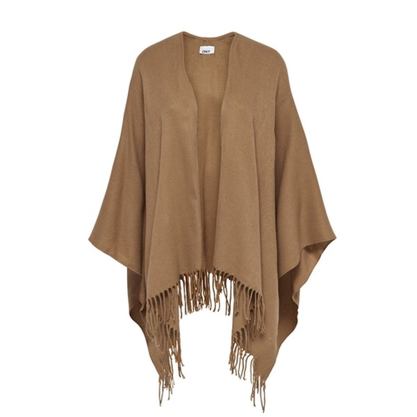 Poncho Beige Only