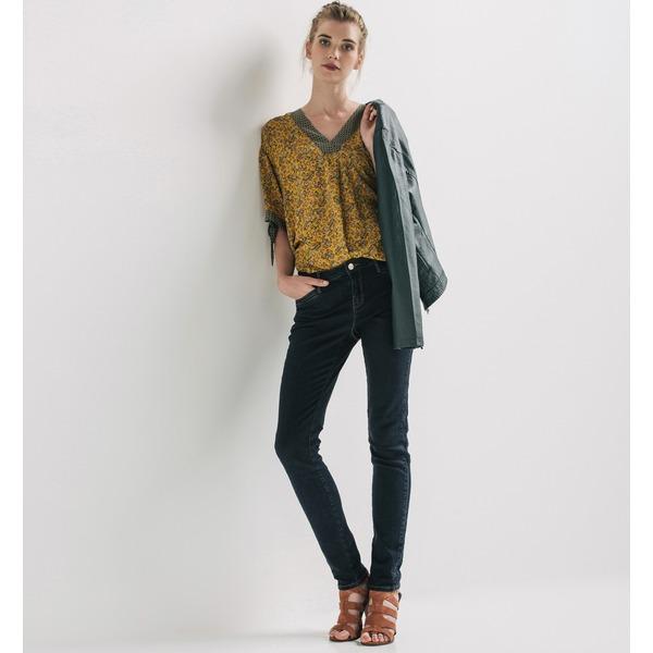 Promod Mid-rise Slim-fit Jeans