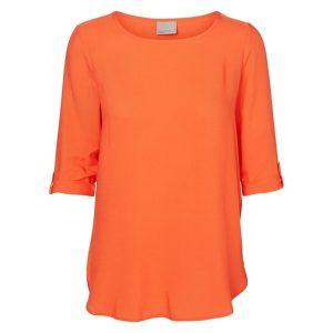 Shirt Orange VeroMode