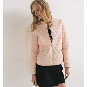 steppjacke rosa prmod
