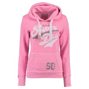 superdry Pink Pullover