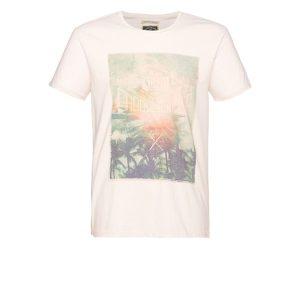 Herrenshirt Print khujo
