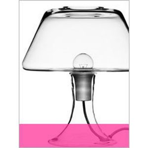 Lampe durchsichtig cedon