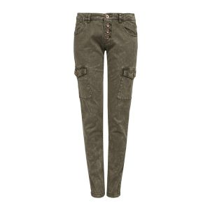 cargopants khaki soliver