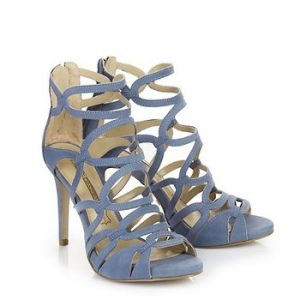 highheels blau buffalo