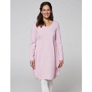 jerseykleid rosa deerberg