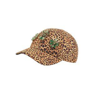 leoparden cappie guess
