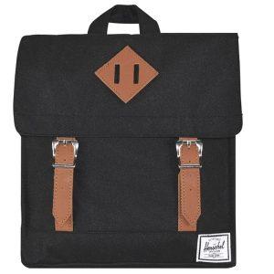 rucksack schwarz herschel