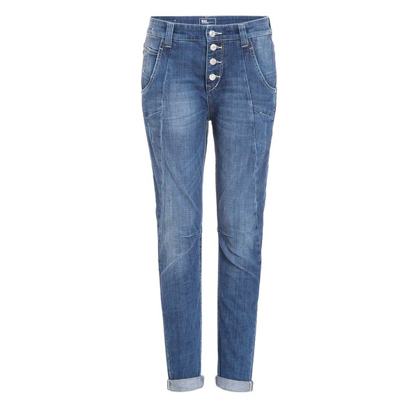 Mac Laxy Loose Fit Jeans