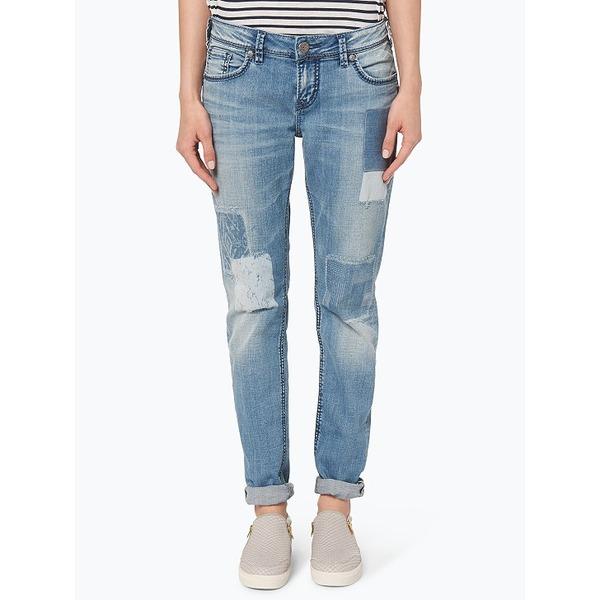 Silver Jeans Boyfriend-Jeans