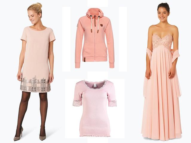Trendteile Rosa Modetrends