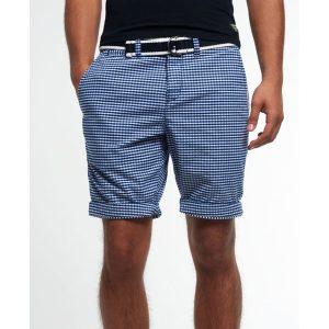 superdry shorts karomuster