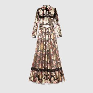 Gucci Ethno Abendkleid