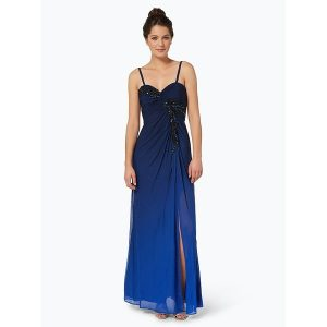 ballkleid blau luxuarfashion