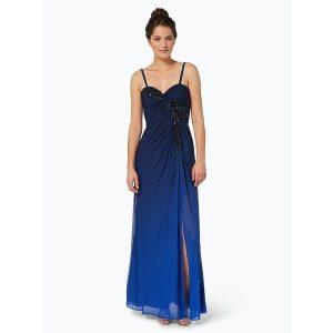 ballkleid blau luxuarfashion