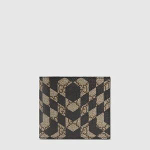 geldbeutel gucci geometrie