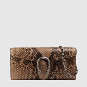 python brieftasche gucci